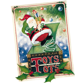 Toys for Tots Poster